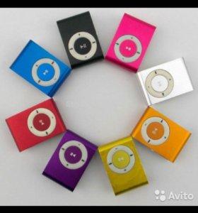 Металлический MP3 плеер