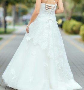 Свадебное платье Эстер из коллекции Габбиано