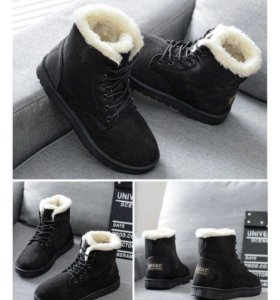 Женские зимние ботиночки новые