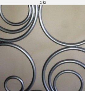 Металлические решетки 2 шт
