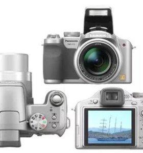 Фотокамера Panasonic Lumix+докомплект