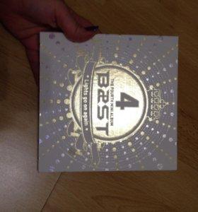 BEAST - lights go on again 4th mini album cd