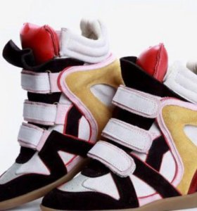 Новые Сникерсы Isabel Marant Sneakers.