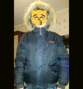 Куртка зимняя AVIREX (M)