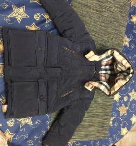 Куртка утеплённая BURBERRY