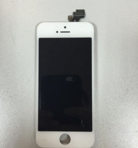 Дисплей iPhone 5+тачскрин белый