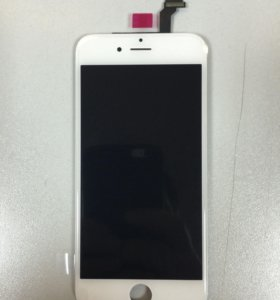 Дисплей iPhone 6+тачскрин белый