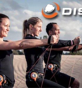 DISQ Многофункциональный мобильный тренажёр