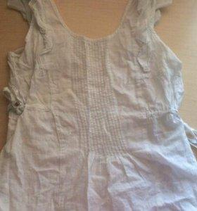 Легкая блуза колинз