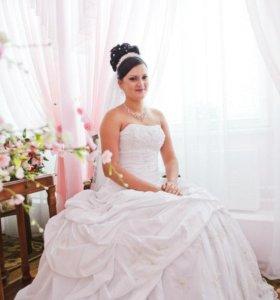 Свадебное платье (возможна аренда)
