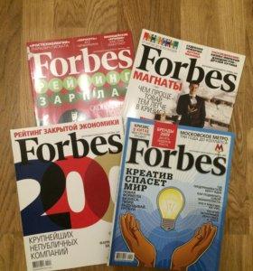 Журналы Forbes, 2007-2011