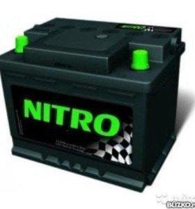 Аккумулятор nitro 60 а. ч