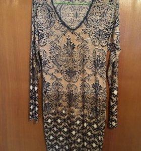 Новое платье S/M