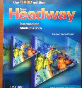 Учебник английского языка New Headway Intermediate