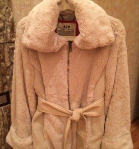 Куртка меховая  «LTB»