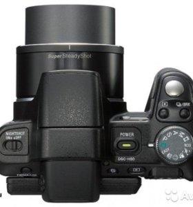 Фотоаппарат Sony Cyber-shot DSC-H50