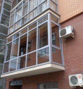 Окна, балконы, рольставни. Заводская сборка!!