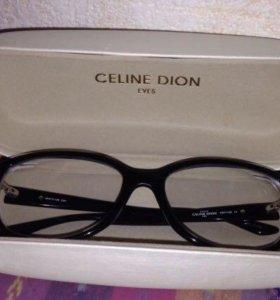 Оправа Celin Dion с линзами