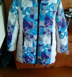 Куртка зимняя-осенняя