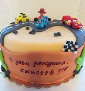 Торт на заказ ( звонки с 9:00-20:00)
