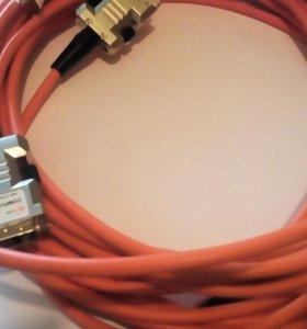 M1-1POE-10 Opticis кабель DVI (вилка-вилка)