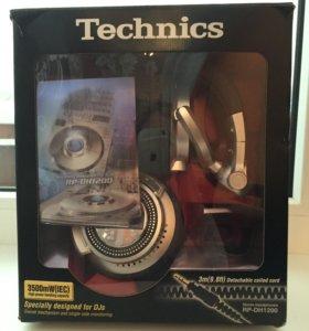 Наушники technics rp-dh1200