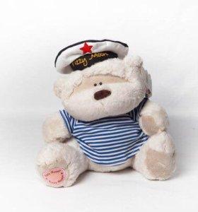"Мягкая игрушка Мишка Fizzy Moon ""морячок"""