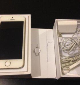 iPhone 5s 64Gb Golg
