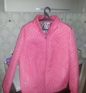 Весенняя куртка 54 размер