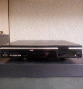 DVD плеер Fusion fd-u157x