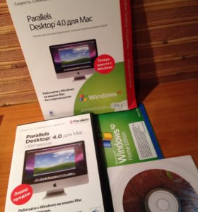 Parallels Desktop 4.0 для Mac
