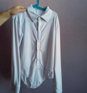 Рубашка для бальных танцев