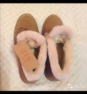 Полуботинки/ботинки/зима