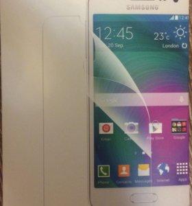 Пленки на Samsung a3, a5