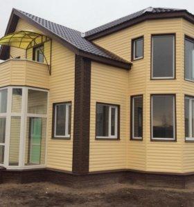 Продается новый дом 190 кв.м