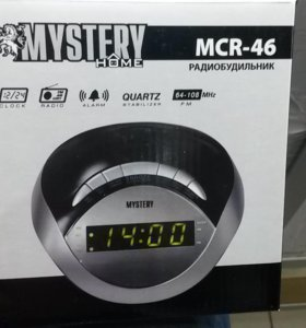 Электронные часы с радио