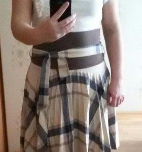 комплект: блузка и юбка