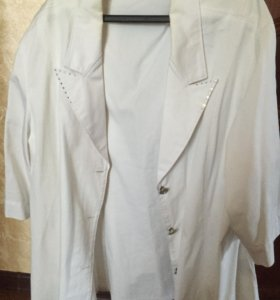 Летний пиджак, размер 54
