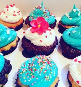 Тортики и капкейки