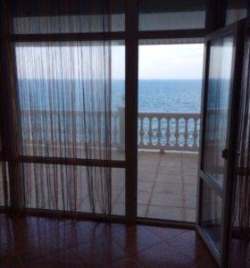 Апартаменты в Крыму. Алушта.