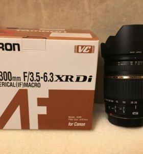 Объектив Tamron AF 28-300mm f/3,5-6,3
