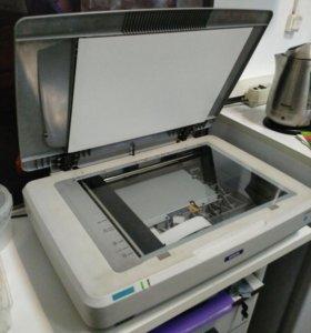 Планшетный сканер Epson GT 20000 для формата А3