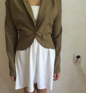 Новый пиджак S