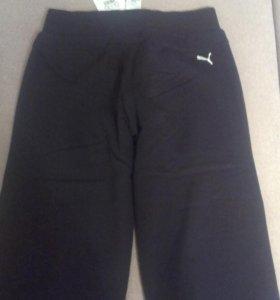 Спортивные штаны puma. Новые