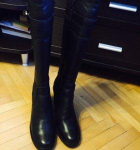Зимние сапоги  размер 40