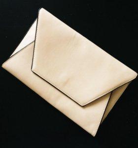 клатч Zara