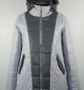 Куртка демисезонная, размер 46