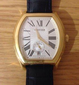Часы золотые Chopard L. U. C Tonneau 16/2267