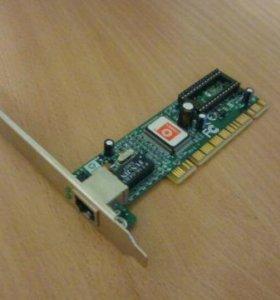 Сетевая карта Compex LAN (PCI)