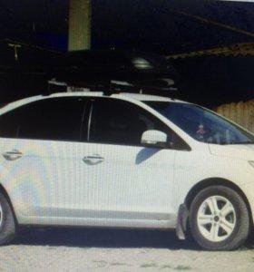Багажник на крышу Ford Focus 2 седан,хетчбэк,униве
